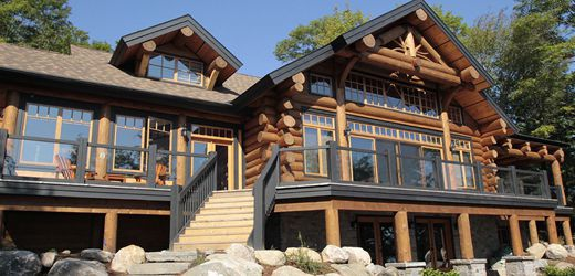Continental Log Homes
